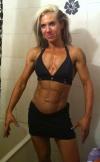 Girl with muscle - miranda