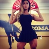 Girl with muscle - Ariany Nogueira