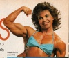 Girl with muscle - Janice Ragain