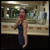 Girl with muscle - Jessica Vaughn