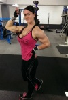 Girl with muscle - Lea Wiehl