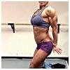 Girl with muscle - Stephanie Ashton
