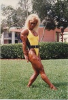 Girl with muscle - Clifta Perez