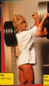 Girl with muscle - Sherry Goggin