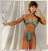 Girl with muscle - Michelle Ivers Brent