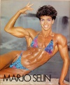Girl with muscle - Marjo Selin
