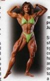 Girl with muscle - Jitka Harazimova