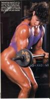 Girl with muscle - Joanne McCartney