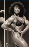 Girl with muscle - Rita Boehm