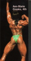 Girl with muscle - Ann Marie Crooks
