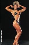 Girl with muscle - Lusetta Hansen