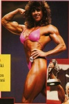 Girl with muscle - D'lynne Miller