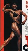 Girl with muscle - Rita Boehm