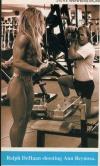Girl with muscle - Ann Reynosa
