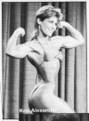 Girl with muscle - Kris Alexander