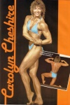 Girl with muscle - Carolyn Cheshire