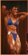 Girl with muscle - Dona Oliveira