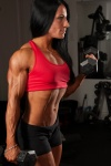 Girl with muscle - Stephanie Beck
