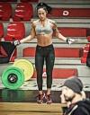 Girl with muscle - Selene Genisella
