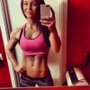 Girl with muscle - Ingrid Avelsgaard