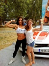 Girl with muscle - Bettina Nagy (l)