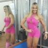 Girl with muscle - Daniela Oazen