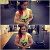 Girl with muscle - Victoria Luzon