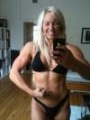 Girl with muscle - Sara Lundin