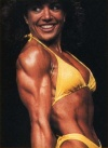 Girl with muscle - Diane Garrity