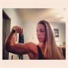 Girl with muscle - Traci Singleton / Ladysteel
