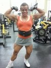 Girl with muscle - Ana Cristina Queiroz
