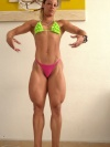 Girl with muscle - Janaina Pinheiro