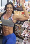 Girl with muscle - Renata Camargo