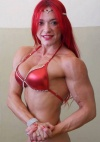 Girl with muscle - Iara Janaina (Red Sonja)
