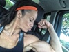 Girl with muscle - lisa rothman