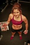 Girl with muscle -  Alyona Miromanova