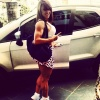 Girl with muscle - Priscila Cavilha