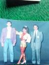 Girl with muscle - Pastory Munoz Murcia