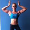 Girl with muscle - Eliyan Lobez