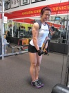 Girl with muscle - Joan Liew