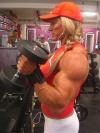 Girl with muscle - Fabi Antoine