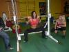 Girl with muscle - Sara Slukova
