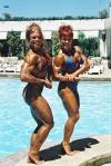 Girl with muscle - linda edengren / ?