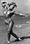 Girl with muscle - Monica Bozicevich
