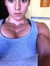 Girl with muscle - Miriam Cota