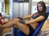 Girl with muscle - Marina Hamova