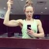 Girl with muscle - Ash Bursey