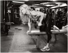 Girl with muscle - Anette Magnusson