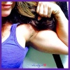 Girl with muscle - Debra Kaniho