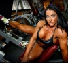 Girl with muscle - Ria Ward